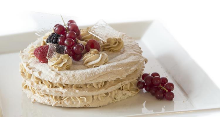 Gâteau amandes,noisettes (+/, 5 pièces)