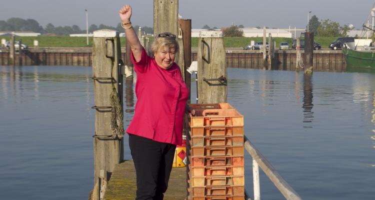 Yerseke Pays Bas    Les meilleurs Fruits de mer !
