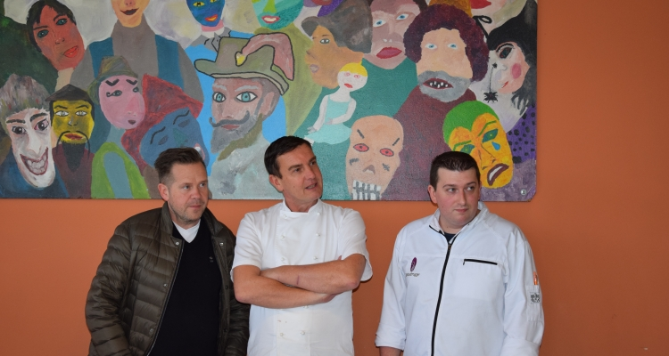 Grand succès pour la première édition du « Meilleur cuisinier de Flandre de l'enseignement pour adultes