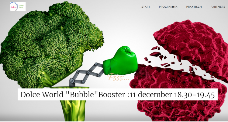 Dolce Bubble Booster 11/12/2020